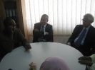 OUM team visit to omatek